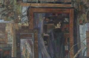 Obraz z wystawy Fantasmagorie