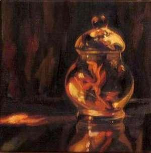 Szkło - mała forma malarska
