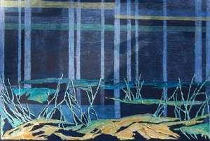 Obraz - Kompozycja III - Teresa Ulma