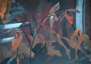 Rysunek - Drapieżne - Teresa Ulma